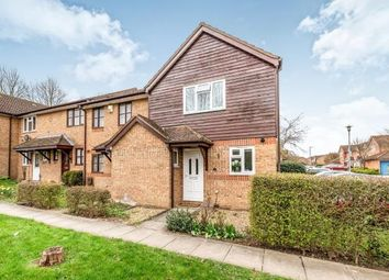 Thumbnail 3 bed end terrace house for sale in Morecambe Close, Stevenage, Hertfordshire, England