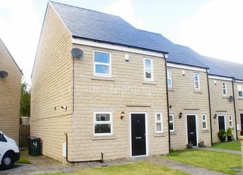 Thumbnail 3 bed town house to rent in Kandel Court, Rochdale, Greater Manchester.