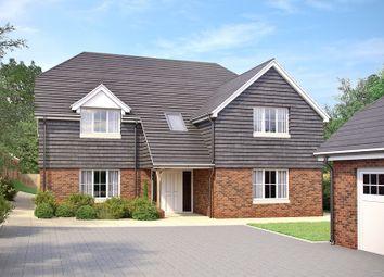 Thumbnail 4 bed detached house for sale in Pylands Lane, Bursledon, Southampton