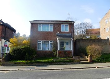 Thumbnail 3 bed detached house for sale in Harold Road, Hastings