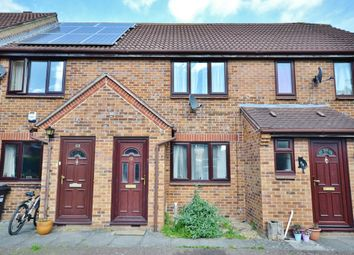 Thumbnail 2 bed terraced house for sale in Hamble Road, Didcot