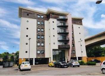 Thumbnail 1 bed flat to rent in Beatrix House, Watkiss Way, Victoria Wharf