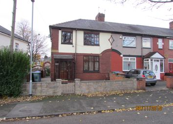 Thumbnail 3 bed end terrace house to rent in Valley Road, Middleton