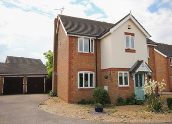 Thumbnail 4 bed detached house for sale in Norfolk Road, Ely