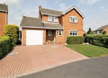 Thumbnail 3 bedroom detached house for sale in Royston Close, Walton, Chesterfield