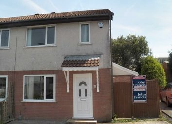 Thumbnail 3 bedroom property to rent in St. Nicholas Close, Waunarlwydd, Swansea
