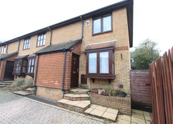 Thumbnail 2 bed end terrace house for sale in Bay Close, Southampton