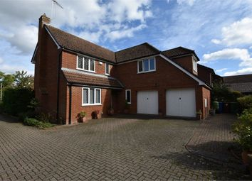 Thumbnail 4 bed detached house for sale in Savory Walk, Foxley Fields, Binfield, Berkshire