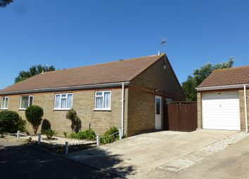 Thumbnail 2 bed semi-detached bungalow for sale in Peyton Close, Eastbourne
