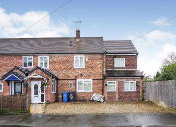 Thumbnail 3 bed semi-detached house for sale in Cricklewood Road, Derby