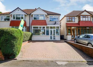 Thumbnail 3 bed semi-detached house for sale in Yew Tree Lane, Yardley, Birmingham, West Midlands