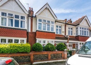 Thumbnail 4 bed terraced house for sale in Wincanton Road, Southfields