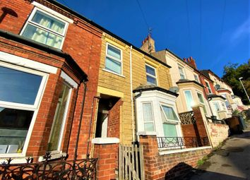 Thumbnail 4 bed terraced house for sale in Fairfield Street, Lincoln