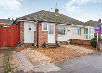 Thumbnail 2 bed semi-detached bungalow for sale in Crest Way, Sholing, Southampton
