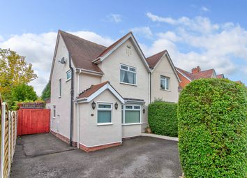 Thumbnail 3 bed semi-detached house for sale in King Edward Road, Sidemoor, Bromsgrove