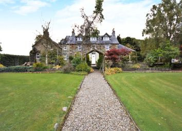 Thumbnail 9 bed detached house for sale in Ballinluig, Pitlochry