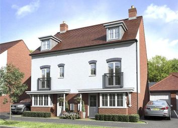 Thumbnail 4 bed semi-detached house for sale in Worthing Road, Littlehampton, West Sussex