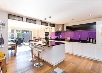 Thumbnail 4 bed terraced house to rent in Village Road, Enfield