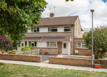 Thumbnail 3 bed semi-detached house for sale in Moat Walk, Wroughton, Swindon