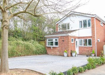 Thumbnail 4 bed detached house for sale in Elphin Close, Holbrooks, Coventry