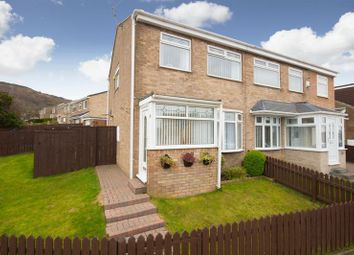 Thumbnail 3 bedroom semi-detached house for sale in Meadowgate, Eston, Middlesbrough