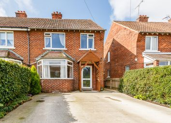 Thumbnail 3 bed semi-detached house for sale in Broadlands, York, East Riding Of Yorkshire