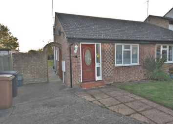 Thumbnail 2 bed semi-detached bungalow to rent in Clachar Close, Chelmsford