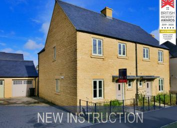 Thumbnail 3 bed semi-detached house to rent in Mercer Way, Tetbury
