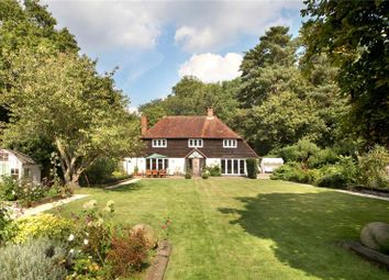 Thumbnail 4 bed detached house for sale in Ford Road, Chobham, Woking, Surrey
