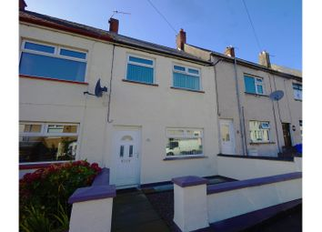 Thumbnail 3 bed terraced house for sale in Bryan Street, Larne