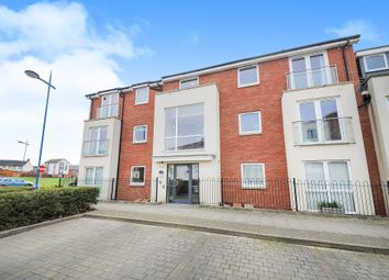 Thumbnail 2 bed flat for sale in Vaughan Williams Way, Swindon