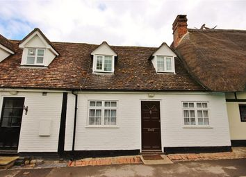 Thumbnail 1 bed terraced house to rent in Old Smithy Cottage, East Hendred, Wantage