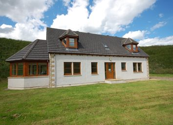 Thumbnail 4 bed detached house for sale in Glenrinnes, Dufftown