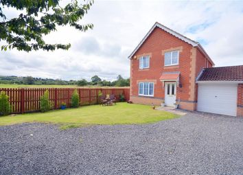 Thumbnail 4 bed detached house for sale in Elliott Way, St. Helen Auckland, Bishop Auckland