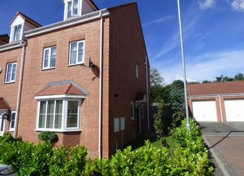 Thumbnail 4 bed town house for sale in Springfield Close, Lofthouse