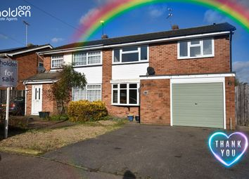 Thumbnail 3 bed semi-detached house for sale in Anchor Road, Tiptree, Colchester