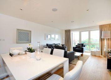 Thumbnail 2 bedroom flat to rent in Kew Bridge Road, Brentford