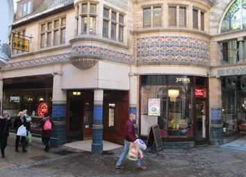 Thumbnail Retail premises to let in 21-24 Royal Arcade, Norwich