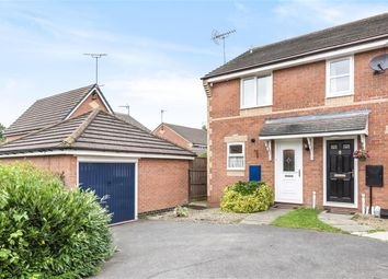 Thumbnail 2 bed semi-detached house for sale in Doublegates Court, Ripon