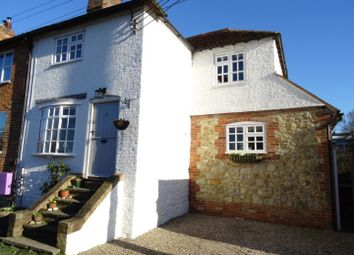 Thumbnail 2 bed end terrace house for sale in Chapel Lane, Maidstone