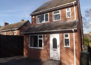 Thumbnail 3 bed detached house for sale in Moorgate Road, Rotherham, South Yorkshire