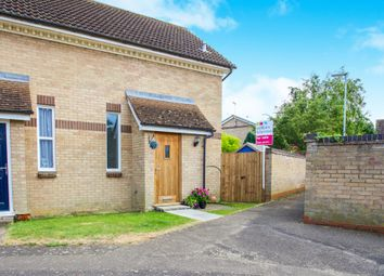Thumbnail 1 bed end terrace house for sale in Buckthorn, Ely