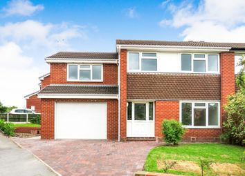 Thumbnail 4 bed semi-detached house for sale in Whitehall Place, Frodsham
