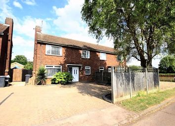 Thumbnail 2 bed semi-detached house to rent in Lincoln Road, Shortstown, Bedford, Bedfordshire