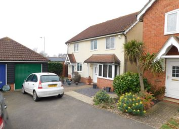 Thumbnail 2 bed semi-detached house for sale in Kingfisher Way, Stowmarket