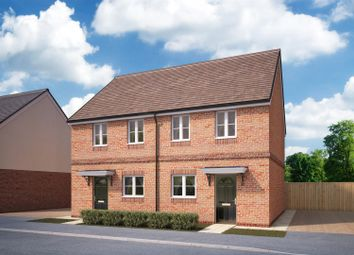 Thumbnail 2 bed end terrace house for sale in Oxford Road, Calne
