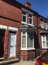 Thumbnail 2 bed terraced house for sale in Cunningham Road, Doncaster, South Yorkshire