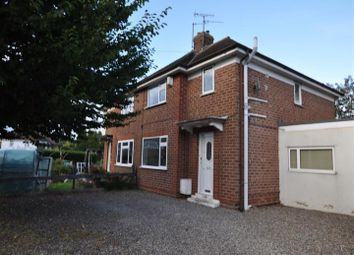 3 bed semi-detached house for sale in Queensway, Holmer, Hereford HR1