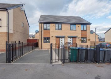 Thumbnail 3 bedroom semi-detached house for sale in Damon Avenue, Bradford