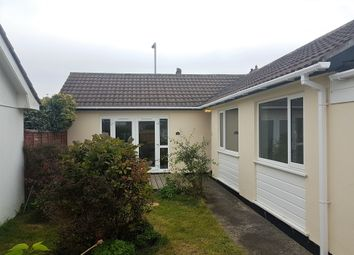 Thumbnail 3 bed semi-detached bungalow to rent in Rosemellin, Camborne, Cornwall